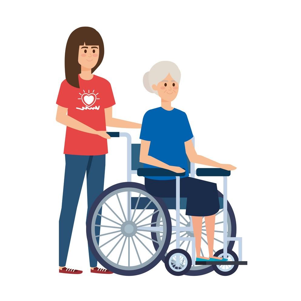 Hasta ve Yaşlı Bakım Eğitim Resim