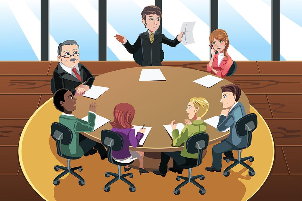 Toplantı Yönetimi Eğitim Resim