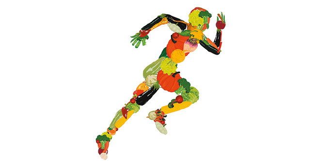 Sağlıklı Beslenme Eğitim Resim